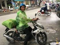 Hue vietnam motosiklet